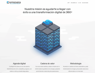 smsdata.es screenshot