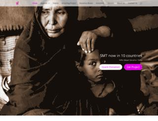 smtrust.org.uk screenshot