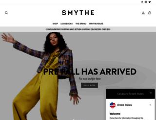 smythelesvestes.com screenshot