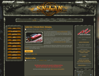 sn-lan.de screenshot