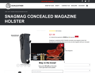 snagmag.com screenshot