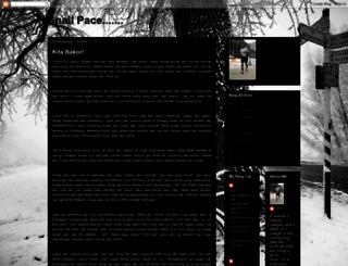 snailpace-ziff71.blogspot.com screenshot