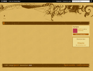 snapest.ning.com screenshot