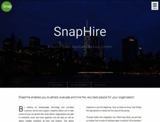 snaphire.com screenshot