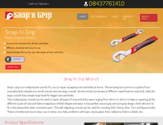 snapngripindia.com screenshot