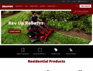 snapper.com screenshot