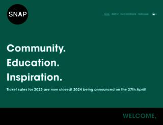 snapphotofestival.com screenshot