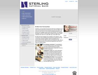 snb.mortgage-application.net screenshot