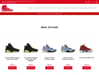 sneakerprovider.com screenshot