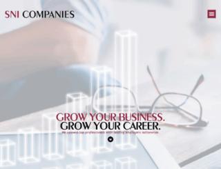 snitechnology.com screenshot