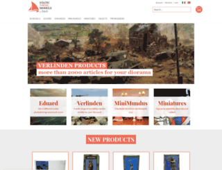 snmodels.com screenshot