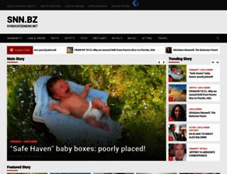 snn.bz screenshot