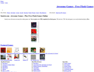 snoick.com screenshot