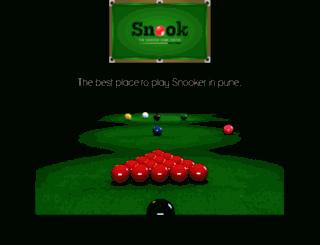 snook.in screenshot