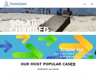 snowlizard.myshopify.com screenshot