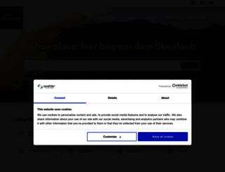 snowplaza.de screenshot