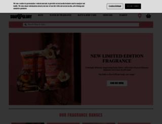 soapandglory.com screenshot