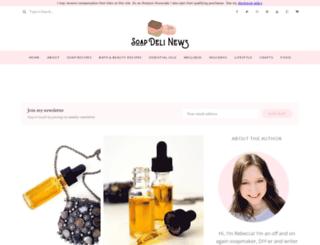 soapdelicatessen.com screenshot