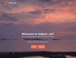 soberz.net screenshot