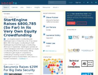 socaltech.com screenshot