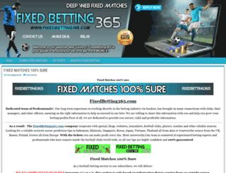 soccer-advisor.com screenshot