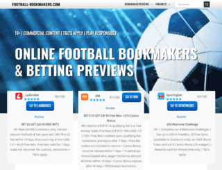 soccerbetting.info screenshot