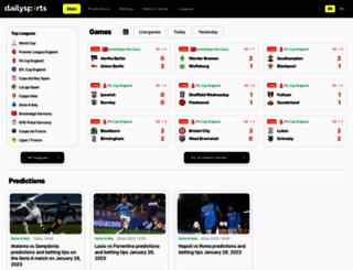 soccernews.ru screenshot