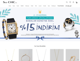 sochic.com.tr screenshot