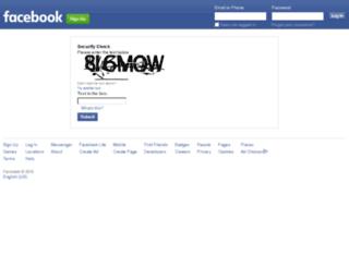 social.barelythere.com screenshot
