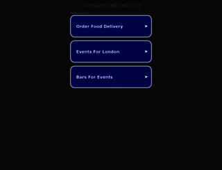 social.latenightlondon.co.uk screenshot