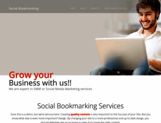 socialbookmarkingsubmission.com screenshot