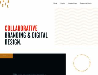 socialdesignhouse.com screenshot