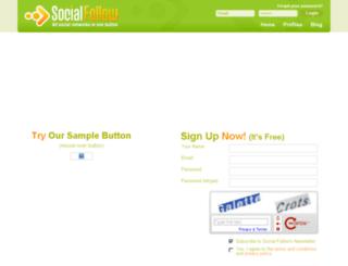 socialfollow.com screenshot