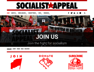 socialist.net screenshot