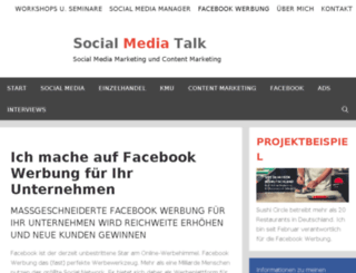socialmedia-kalkulator.de screenshot