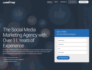 socialmediacompanies.com screenshot