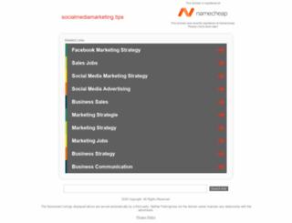 socialmediamarketing.tips screenshot