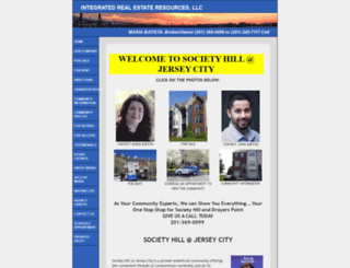 society-hill.com screenshot