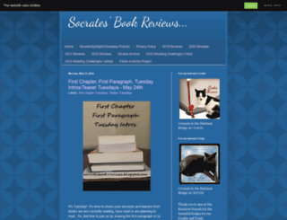 socratesbookreviews.blogspot.com screenshot