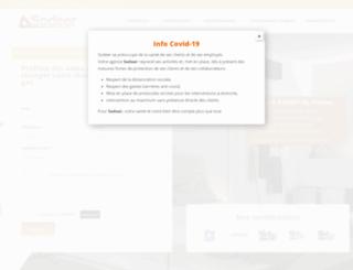 sodeer.fr screenshot