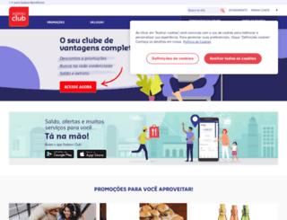sodexoclub.com.br screenshot