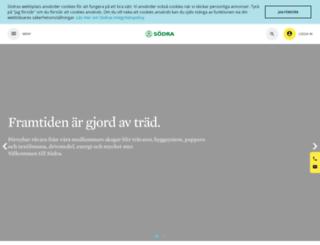 sodra.se screenshot