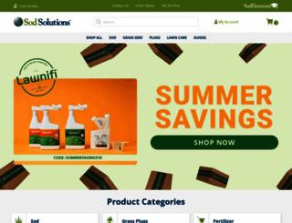sodsolutions.com screenshot