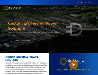soenergy.com screenshot