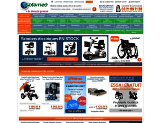 sofamed.com screenshot