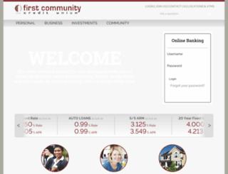 sofcu.com screenshot