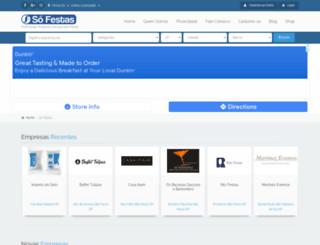 sofestas.com.br screenshot