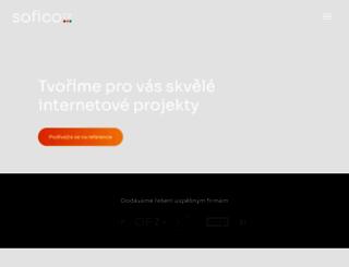 sofico.cz screenshot