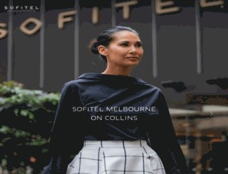 sofitel-melbourne.com screenshot