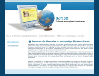 soft3d.net screenshot